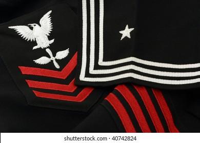 Vintage U.S. Navy Sailor's Insignia