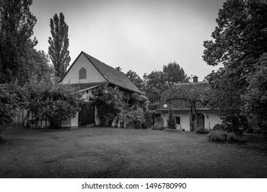 A vintage vinery in Glanz, Austria.