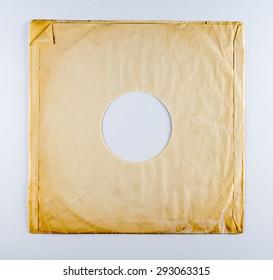 Vintage Vinyl Album Sleeve