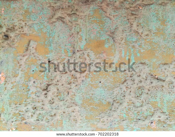 Vintage wall is not smooth and abstact color