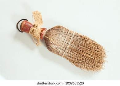 Vintage Whisk Broom