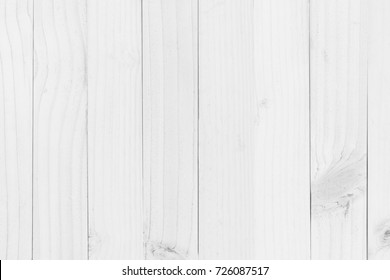 Vintage white light brown wood background