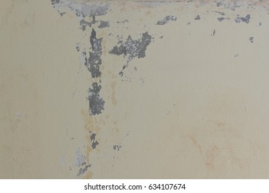 Vintage white wall background. Grungy white wall texture for vintage design