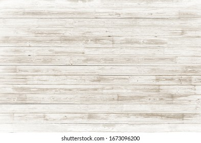 vintage white wood background or texture