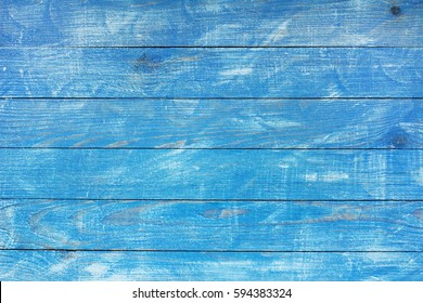 Vintage wood background with peeling paint. Wooden texture background. Old painted wood wall - texture or background.