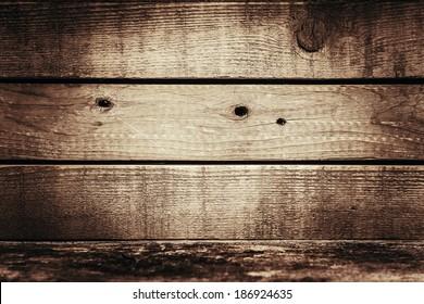 Vintage Wood Boards Photo Background. Vintage Wood Backdrop.