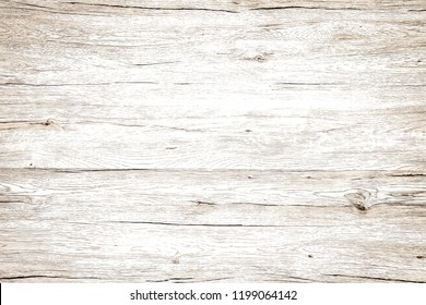 Vintage wood texture white background.