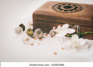 Vintage Jewelry Box Images Stock Photos Vectors Shutterstock
