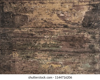 Vintage wooden panel background. Abstrac rustic wood texture. Used wallpaper