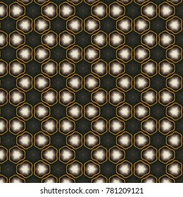 Vintage Wrapping Paper Pattern (soft focus)