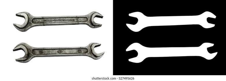 Vintage Wrench USSR