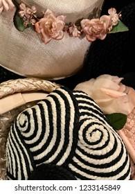 Vintages Ladies Spring Hats