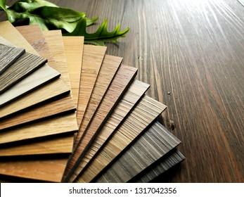 Vinyl Flooring tiles collection : design idea choosing for interior designer