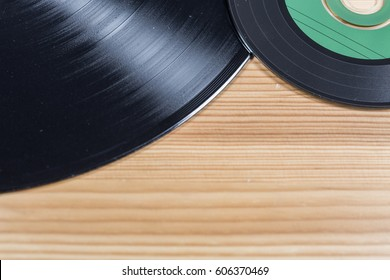 Vintage looking vinyl record vintage analog stock photo edit now