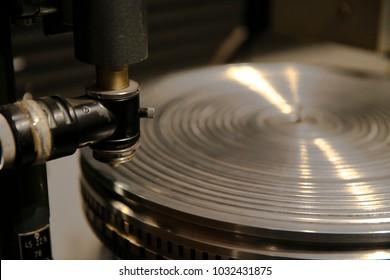 Vinyl Record Production Plant Equipment