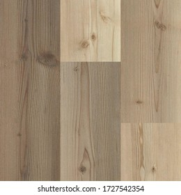 Vinyl tile texture with natural wood look