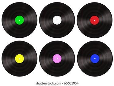 vinyls record
