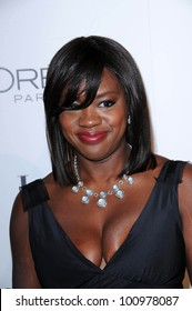 Viola Davis at the  17th Annual Women in Hollywood Tribute, Four Seasons Hotel, Los Angeles, CA. 10-18-10
