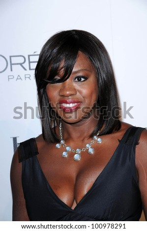 1a7cce18e191 Viola Davis 17th Annual Women Hollywood Stock Photo (Edit Now ...