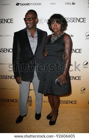 bbcc3d4addf1 Viola Davis 4th Annual ESSENCE Black Stock Photo (Edit Now) 92606605 ...