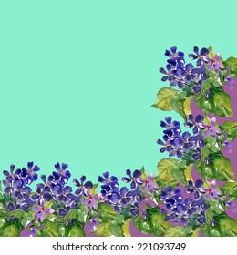 Violas Frame