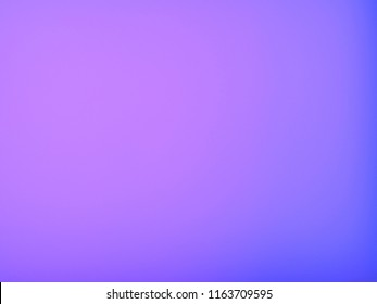 Violet color gradually change to be blue color for background.