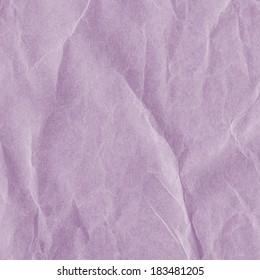 violet crumpled paper texture