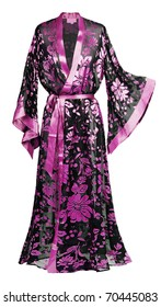 violet dress