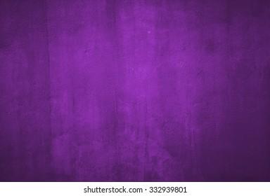 Violet grunge textured wall