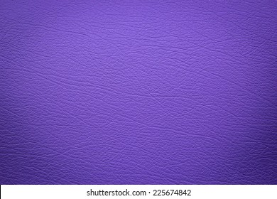 Violet leather with texture/structure