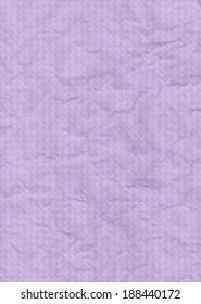 Violet rough texture paper