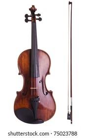 violin bow music string art instrument old baroque