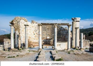 Virgin Mary Church,Ephesus