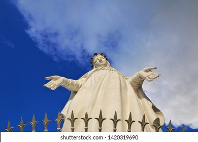 Virgin Mary Of Lebanon in Jounieh