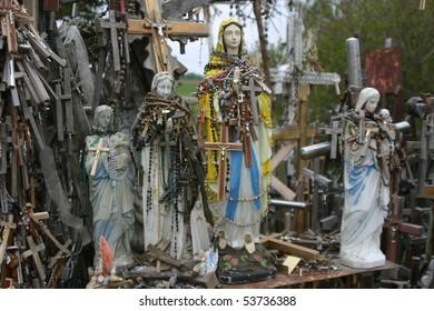 Virgin Mary of Mount Cross