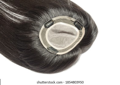 virgin remy clip in straight black human hair weaves extensions wigs toupee