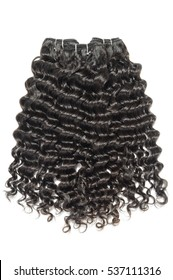 virgin remy deep wave curly human hair weave extension bundles