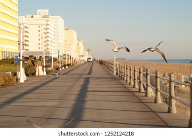 Virginia Beach Boardwalk Images, Stock Photos & Vectors | Shutterstock