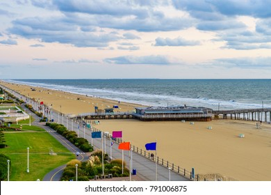 Virginia Beach Fishing Pier and Boardwalk, Virginia Beach, Virginia