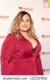 Virginia Blatter attends 2019 InfoList's Pre-Oscars Soiree at Skybar at the Mondrian Hotel, West Hollywood, CA on February 20th, 2019