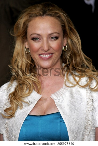 """Virginia Madsen attends the Los Angeles Premiere of """"The Number 23"""" held at the Orpheum Theater in Los Angeles, California on February 13, 2007."""