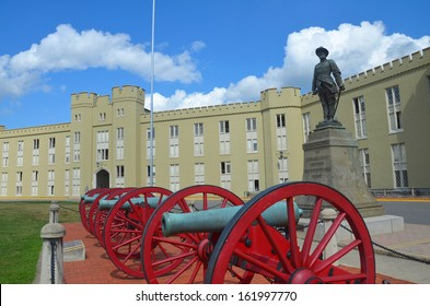 Virginia Military Institute in Lexington Virginia