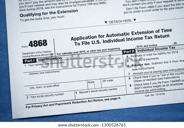 Virginia Usa January 31 2019 Form Stock Photo (Edit Now) 1300526761