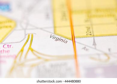 Virginia. Washington D.C. USA