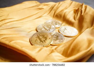 Virtual currency, Bitcoin image