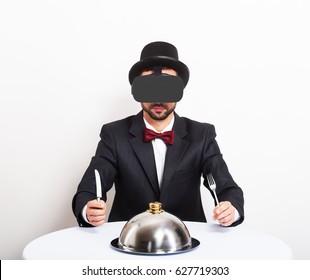 Virtual dinner concept