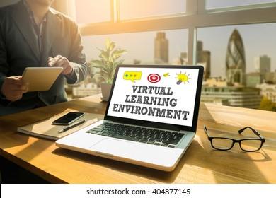 Virtual Classroom Images, Stock Photos & Vectors