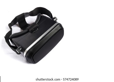 Virtual reality glasses,top view