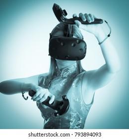Virtual Reality Ninja