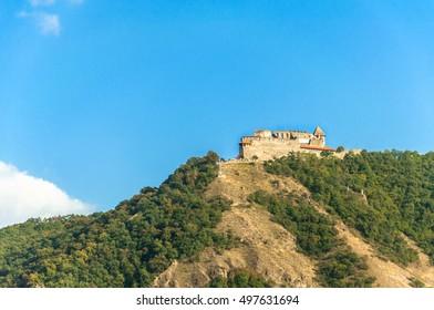 Visegrad Castle in Hungary.
